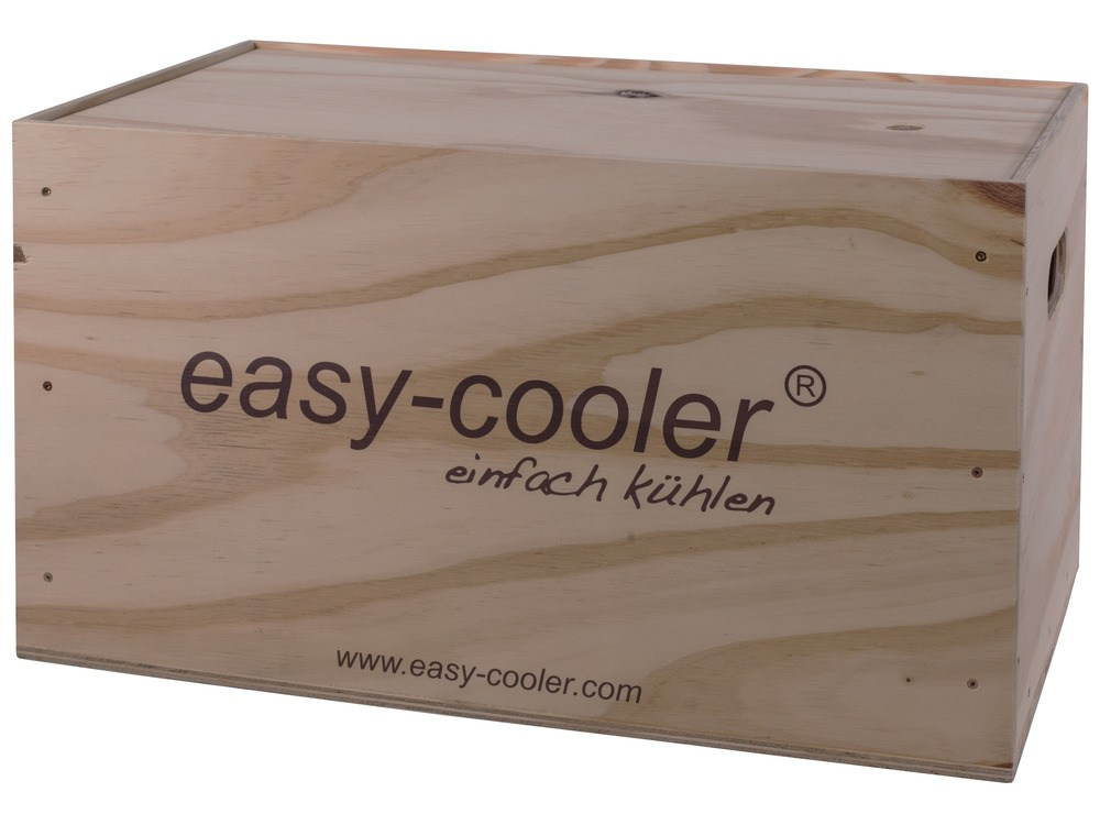 Caisse bois Easy Cooler Ten