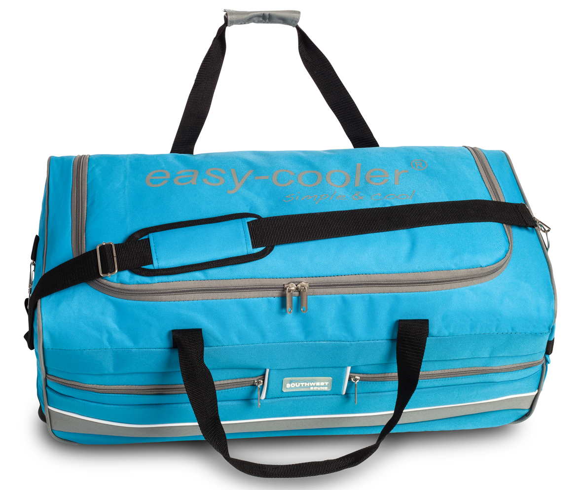Trolley Easy Cooler Azur